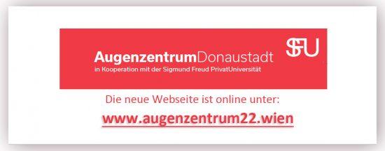 Eröffnung Augenzentrum Donaustadt in Kooperation mit der Sigmund Freud PrivatUniversität