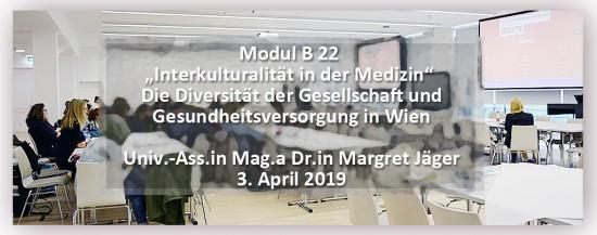 MED   Die Diversität der Gesellschaft und Gesundheitsversorgung in Wien