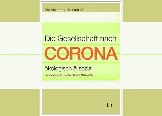 Buchneuerscheinung: Die Gesellschaft nach Corona: ökologisch & sozial