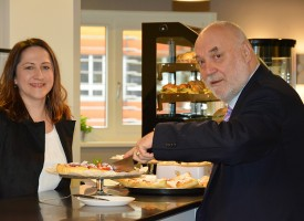 Cafeteria am Freudplatz | Eröffnung am 11. März 2020