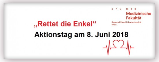 "MED | ""Rettet die Enkel"" Aktionstag am 8. Juni 2018"