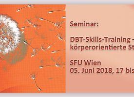 PTW | Seminar: DBT-Skills-Training – körperorientierte Strategien