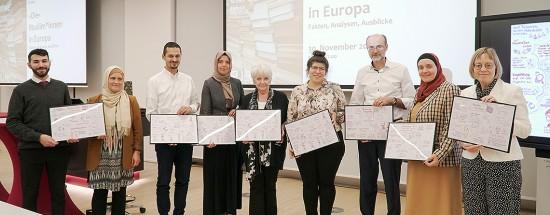 """Nachlese: """"Die"""" Muslim*innen in Europa. Fakten, Analysen, Ausblicke"""