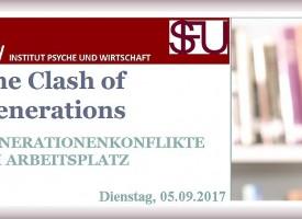 PTW | The Clash of Generations – Generationskonflikte am Arbeitsplatz