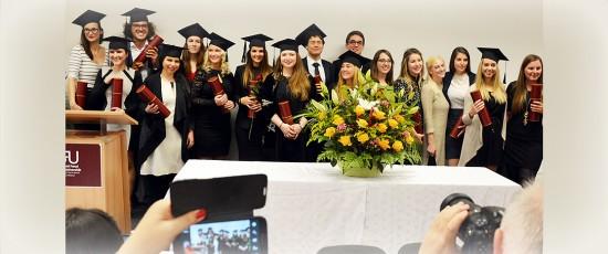 PSY | Graduierungsfeier 09.12.2016