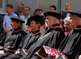 Opening ceremony Sigmund Freud University Ljubljana!