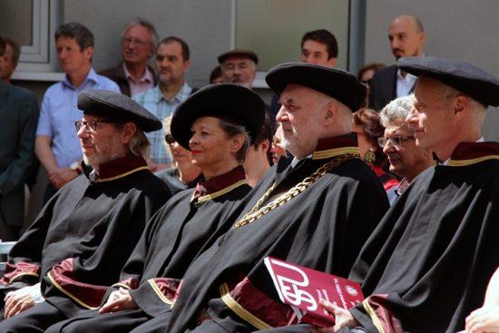 Eröffnung der neuen Sigmund Freud University Ljubljana!