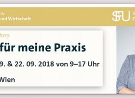 PTW | Institut für Psyche und Wirtschaft – Workshop: PR für meine Praxis