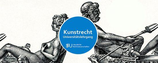 JUS | Universitätslehrgang Kunstrecht von Oktober 2019 bis Mai 2020