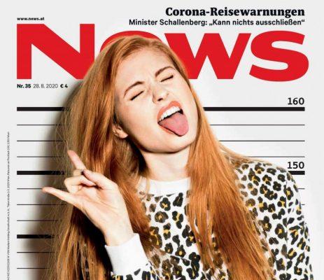 »Die Jugend als Sündenbock« | Coverstory im NEWS mit Brigitte Sindelar