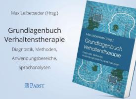 Verhaltenstherapie | Buch-Neuerscheinung von Priv.-Doz. Dr. Max Leibetseder