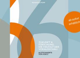PTW | Buch-Neuerscheinung: Zukunft & Forschung. Die Vielfalt der Vorausschau