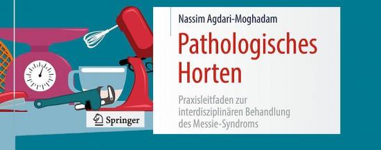 Buchpräsentation: Pathologisches Horten, Praxisleitfaden zur interdisziplinären Behandlung des Messie-Syndroms