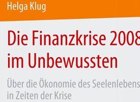 VERSCHOBEN   PTW Buchpräsentation: Die Finanzkrise 2008 im Unbewussten.