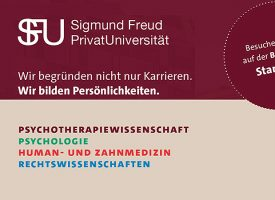 SFU auf der BeSt-Messe Wien | 5. bis 8. März 2020