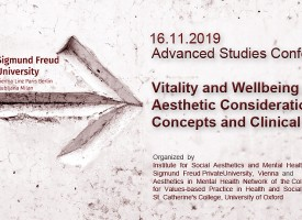 Advanced Studies Conference: Vitality and Wellbeing Aesthetic Considerations, Concepts and Clinical Practice