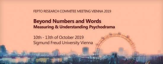 TAGUNG | Beyond Numbers and Words Measuring and Understanding Psychodrama