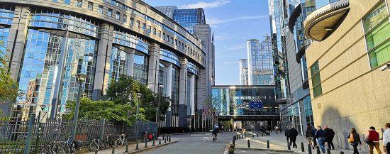 JUS Exkursionsbericht: Studienreise nach Brüssel
