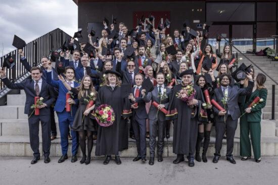 JUS | Graduierungsfeier Bachelor & Master