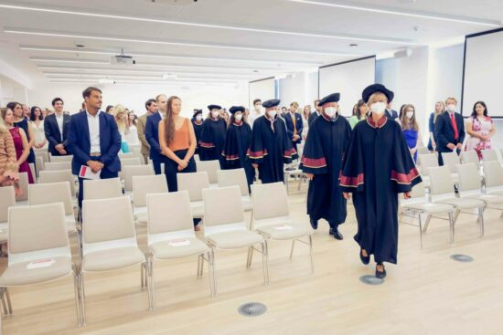 MED | Graduation Ceremony BScMed 2021