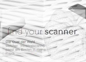 MED | Find your system – Intraoralscanner