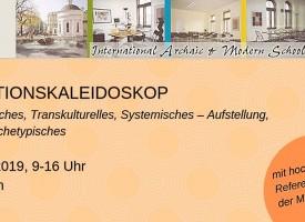 Konferenz: MediationsKaleidoskop | Wirtschaftliches, Transkulturelles, Systemisches – Aufstellung, Kunst & Archetypisches