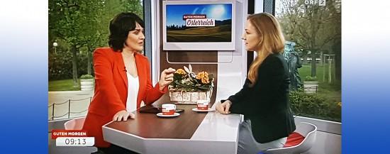 """PSY   Univ.-Doz. Dr. Birgit U. Stetina in der ORF Sendung """"Guten Morgen Österreich"""""""