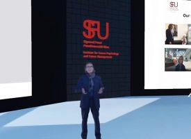 Virtuelle Avatartechnologie an der SFU