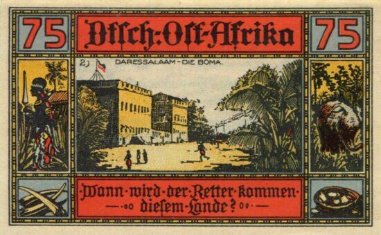 Vortrag »Als die Währung aus den Fugen geriet – Geldnot und Notgeld in Deutschland und Österreich 1914-1924«