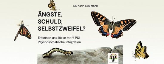 BUCHPRÄSENTATION   Karin Neumann: Ängste, Schuld, Selbstzweifel?