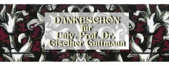 SFU | Feier für Univ. Prof. Dr. Giselher Guttmann