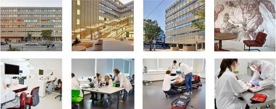 SFU | Das neue Fakultätsgebäude am Freudplatz 3, 1020 Wien