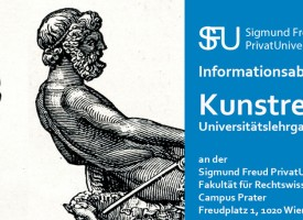 Informationsabend Universitätslehrgang Kunstrecht