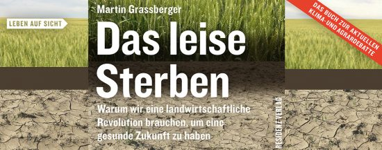 Wissenschaftsbuch des Jahres | Martin Grassberger – Das leise Sterben