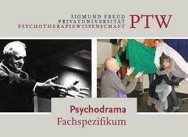 PTW | Ausbildung zur Psychodrama-Psychotherapeutin / zum Psychotherapeuten
