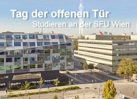 ABGESAGT | Tag der offenen Tür an der SFU Wien