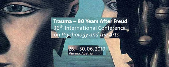 Trauma – 80 Years After Freud | 36th International Conference on Psychology and the Arts