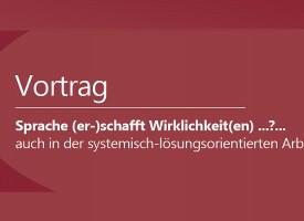 Vortrag mit Jürgen Hargens: Sprache (er-)schafft Wirklichkeit(en) …?