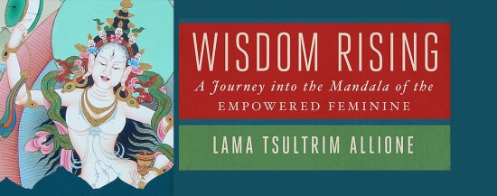 PTW | Vortrag: Wisdom Rising – Journey into the Mandala of the Empowered Feminine