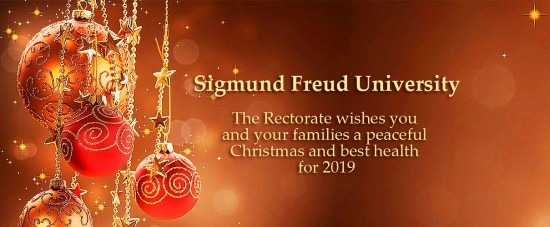 SFU | Season's Greetings by the Rectorate 2018
