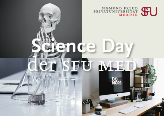 MED | 1. Science Day der SFU MED