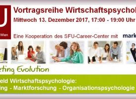 PSY | Praxisfeld Wirtschaftspsychologie: Marketing – Marktforschung – Organisationspsychologie