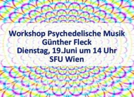 PSY | Workshop Psychedelische Musik