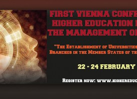 JUS | First Vienna Conference on Higher Education Law and the Management of Sciences