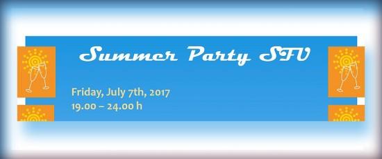 SFU Summer Party 2017
