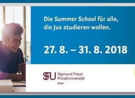 Erste juristische Sommerschule der Fakultät für Rechtswissenschaften | Inside Law Summer School