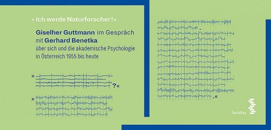 """Buchpräsentation """"Ich werde Naturforscher!"""" Giselher Guttmann im Gespräch mit Gerhard Benetka"""