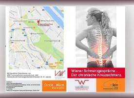 Fortbildung Wiener Schmerzgespräche – Der Chronische Kreuzschmerz