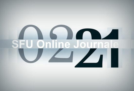 SFU Online Journals | Latest Issue