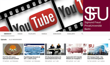 SFU Wien | YouTube Kanal